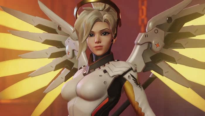 Overwatch PTR Changes Affects Hero Mercy's Ability to Resurrect