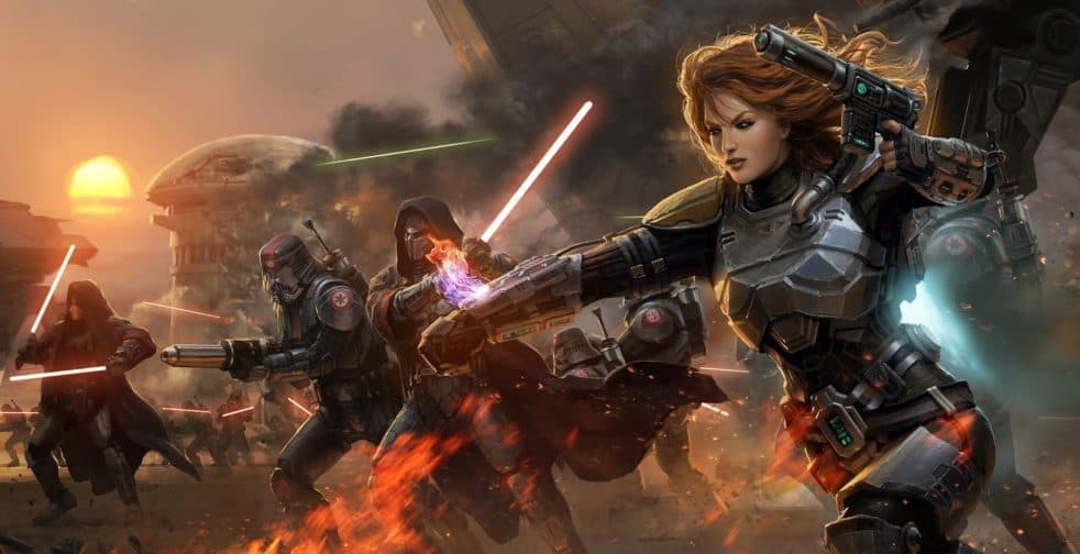 Can EA/Bioware Revitalize Star Wars: The Old Republic Player Base?