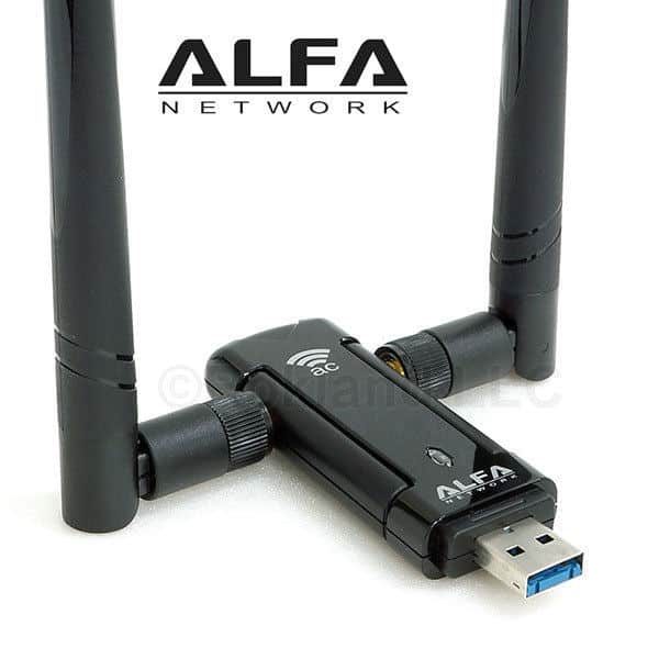 Alfa Long-Range Dual-Band AC1200 Wireless