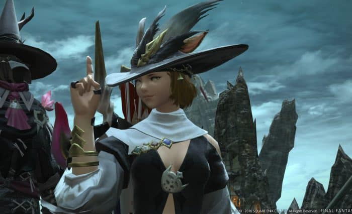 FFXIV PVP – FINAL FANTASY GARO Event is Ruining Its PvP