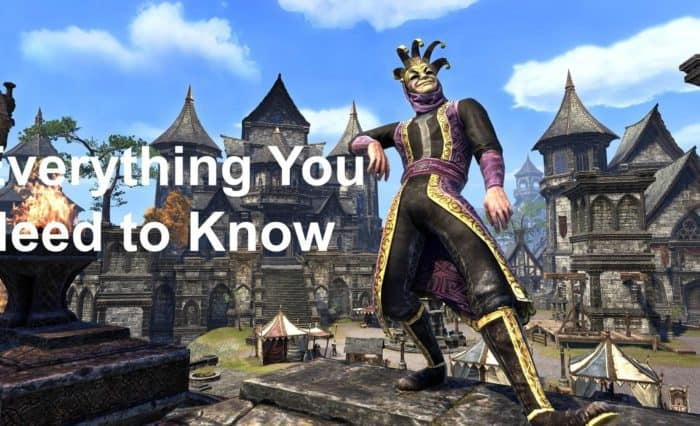 ALL You Need to Know About the ESO Jester Festival