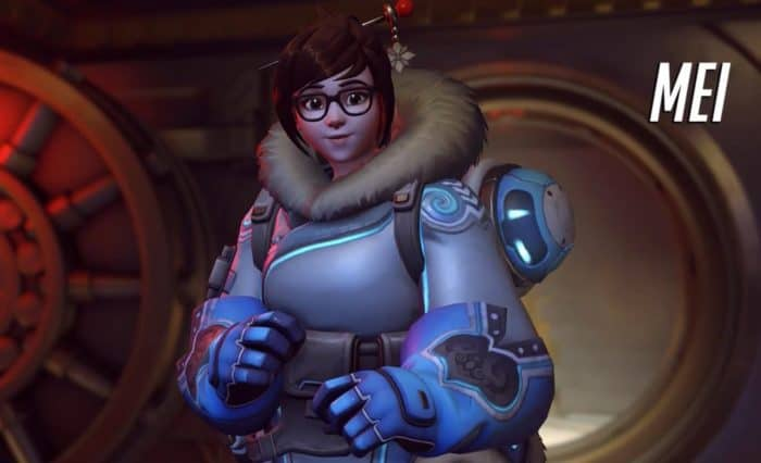 Is Mei Ultimate In Overwatch Nerfed And Unplayable?