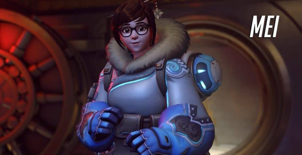 Is Mei In Overwatch Nerfed And Unplayable?