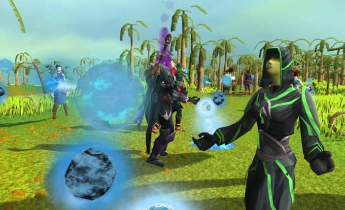 RuneScape Spring Fayre Update Springs Into Action