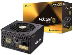 Seasonic Focus Plus 850 Gold SSR-850FX 850W