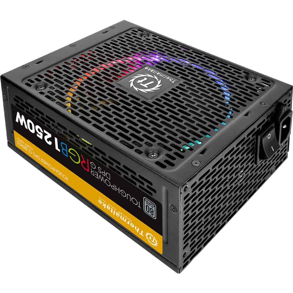 THERMALTAKE TOUGHPOWER RGB 1250W