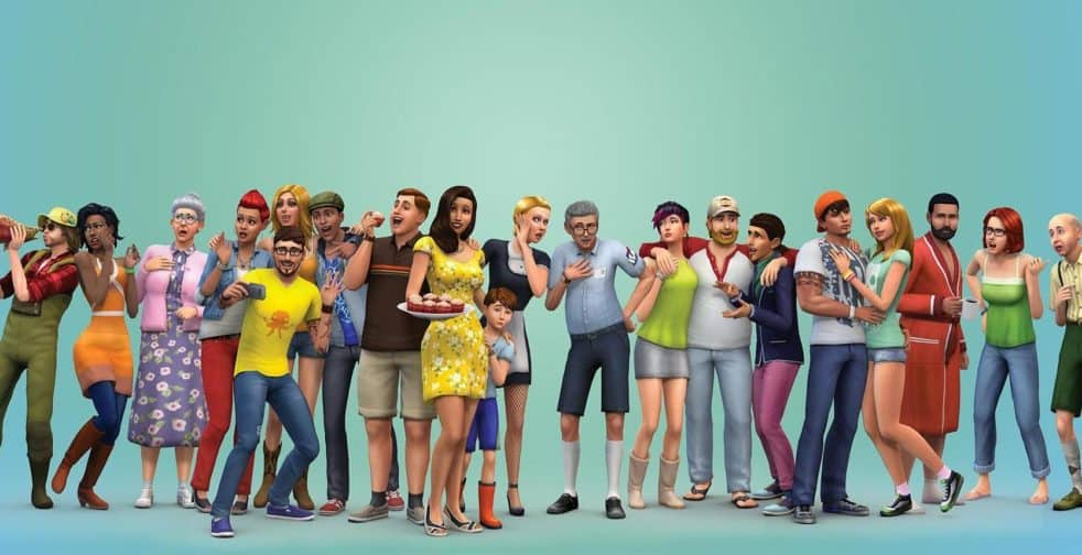 Is the Sims 4 Bringing Back the Colour Wheel?