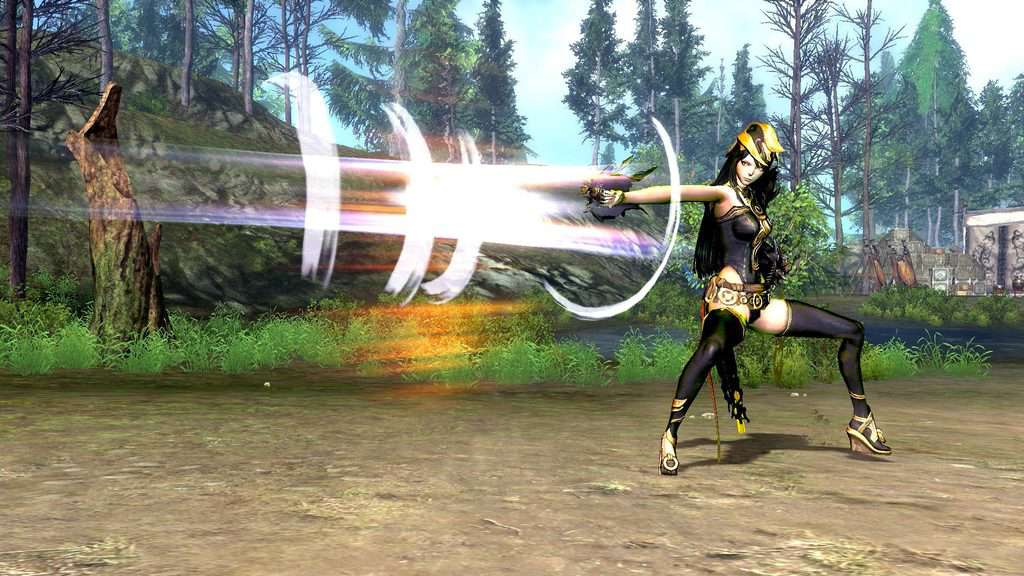 Blade & Soul Getting a New Class and Lots of Changes