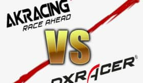 AKRacing vs DXRacer