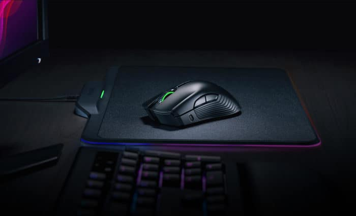 Review of the Razer Mamba Wireless Mouse and Razer FireFly HyperFlux