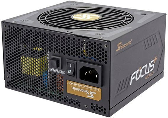 SEASONIC FOCUS PLUS SERIES SSR-750FX 750W